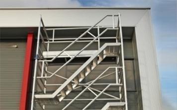 Supreme Aluminium Scaffolding | Ladders | Karachi | Islamabad